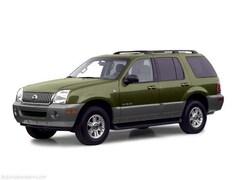 2003 Mercury Mountaineer 4.0L V6 SUV