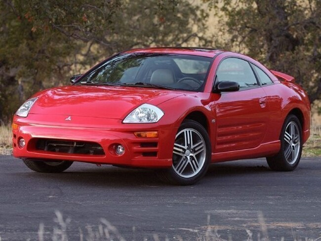 Used 2003 Mitsubishi Eclipse GTS Coupe For Sale Midland, TX