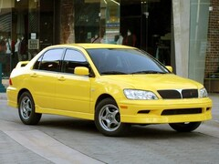 2003 Mitsubishi Lancer O-Z Rally Sedan