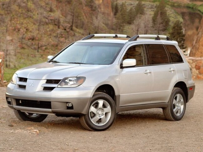 Used 2003 Mitsubishi Outlander XLS SUV For Sale in Matteson, IL