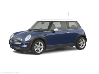 2003 MINI Cooper Base Hatchback