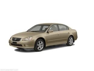 2003 Nissan Altima 3.5 SE Sedan