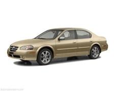 2003 Nissan Maxima GLE Sedan