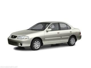 Used 2003 Nissan Sentra 4dr Car E200201B in Rosenberg, TX