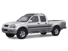 2003 Nissan Frontier Truck Long Bed Crew Cab