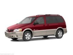 2003 Pontiac Montana Van Extended Passenger Van
