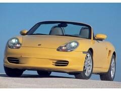 2003 Porsche Boxster Base Convertible