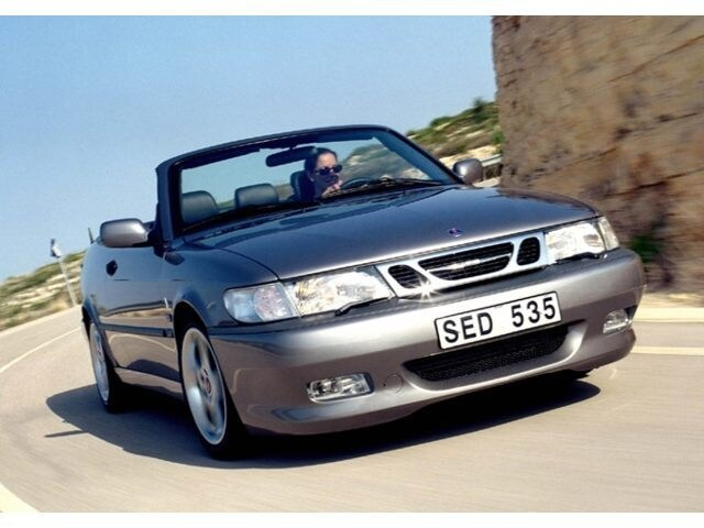 2003 Saab 9-3 SE in Newark DE near Wilmington | Saab 9-3 Convertible Newark  | VIN: YS3DF78K237005641