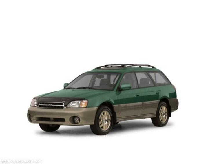 2003 Subaru Legacy 5dr Outback Auto Station Wagon