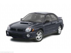 Used 2003 Subaru Impreza WRX Sedan for sale in Wakefield MA