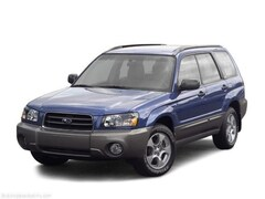 Used 2003 Subaru Forester X SUV S19324A for sale in Findlay, OH