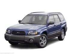 2003 Subaru Forester XS AWD