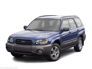 2003 Subaru Forester 2.5XS SUV