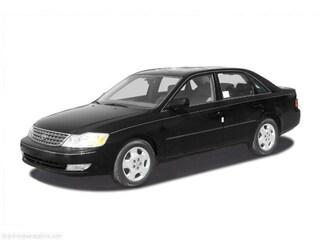 2003 Toyota Avalon Sedan
