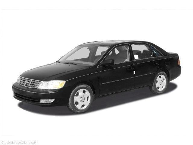 2003 Toyota Avalon XLS Sedan