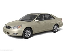 Used 2003 Toyota Camry LE Sedan for sale in Hartford, CT