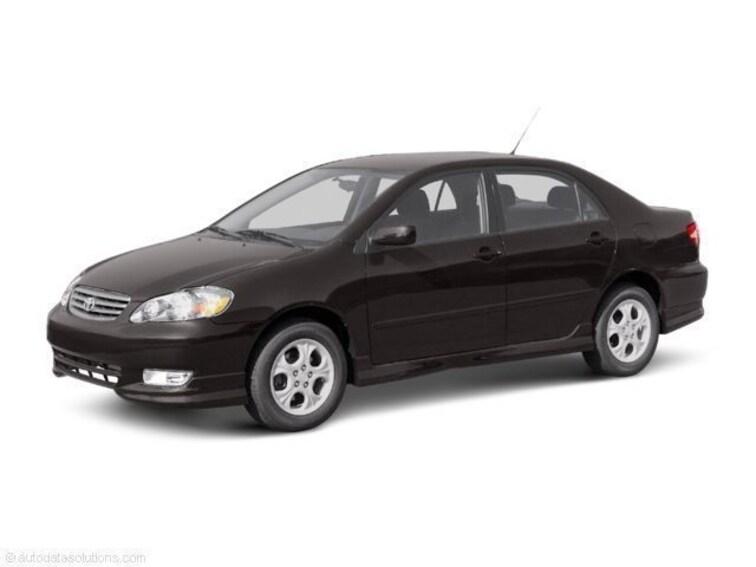 Used 2003 Toyota Corolla CE Sedan for sale in San Rafael, CA at Marin Subaru