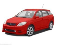 2003 Toyota Matrix Hatchback