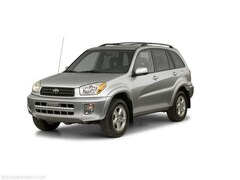 used 2003 Toyota RAV4 4DR AT 4WD SUV for sale in Marietta OH