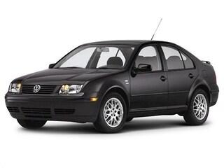 2003 Volkswagen Jetta GLS 1.8T Manual Sedan