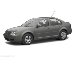 2003 Volkswagen Jetta GLX Sedan