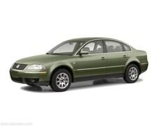 2003 Volkswagen Passat GLS Sedan