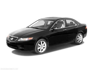 Used 2004 Acura TSX Base Sedan in Anchorage