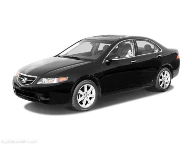 2004 Acura TSX Base w/Navigation Sedan