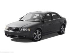 2004 Audi A4 3.0 Sedan