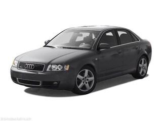 2004 Audi A4 3.0L Car