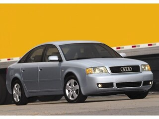 All new and used cars, trucks, and SUVs 2004 Audi A6 2.7T S-Line Sedan for sale near you in Lakewood, CO