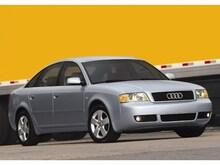 2004 Audi A6 2.7T S-Line Sedan