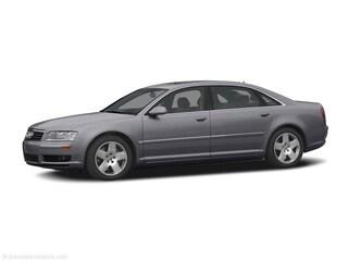 2004 Audi A8 L Quattro Sedan