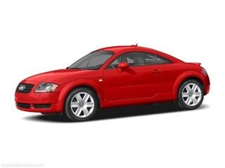 2004 Audi TT 1.8L Coupe