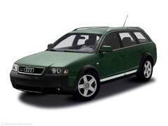 2004 Audi Allroad 2.7T Wagon