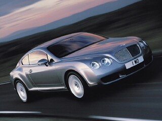 Used 2004 Bentley Continental GT Base Coupe