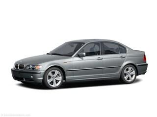 2004 BMW 325i 325I 4DR SDN RWD Sedan WBAEV33404KR28633