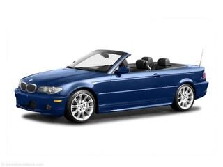 2004 BMW 323Ci 325Ci 2dr Convertible Convertible