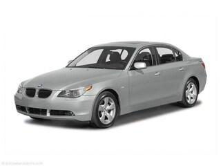 2004 BMW 5 Series 525i Sedan