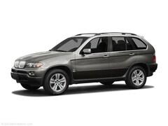 Used 2004 BMW X5 5UXFA13574LU46086 in Clayton, GA