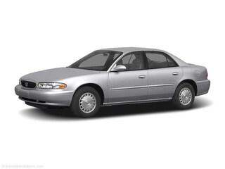 2004 Buick Century Custom Sedan