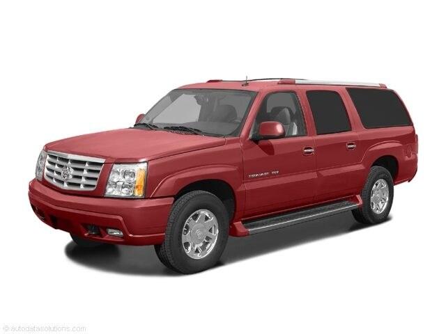Used 2004 CADILLAC ESCALADE ESV SUV Odessa, TX
