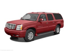 Used 2004 CADILLAC ESCALADE ESV SUV 3GYFK66N74G218930 for sale in Monticello, NY