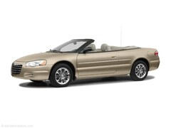 All new and used cars, trucks, and SUVs 2004 Chrysler Sebring LX Convertible for sale near you in Tucson, AZ