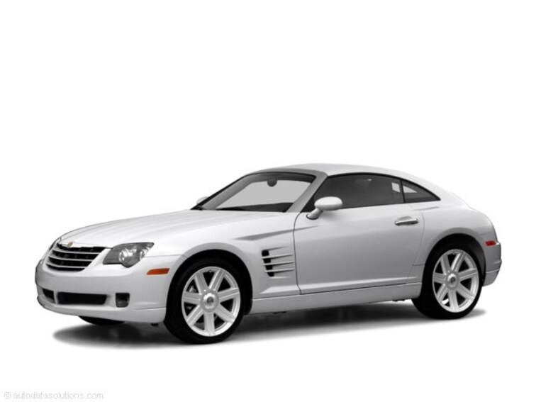 Used 2004 Chrysler Crossfire Base Coupe HV23109 in Jackson, MS