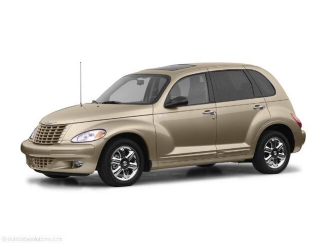 Used 2004 Chrysler PT Cruiser Limited 43727 miles Stock 31981A VIN 3C8FY68B44T212080