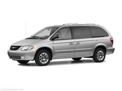 2004 Chrysler Town & Country Limited Van LWB Passenger Van