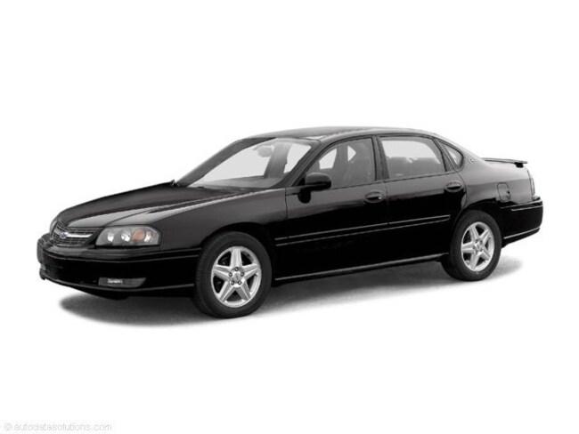 2004 Chevrolet Impala LS Sedan