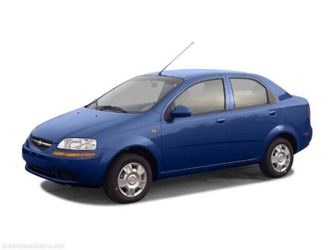 Used 2004 Chevrolet Aveo For Sale Sunbury Pa