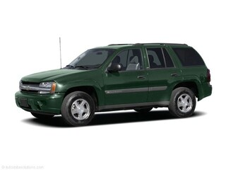 2004 Chevrolet Trailblazer North Face 4dr 2WD LS 2WD LS